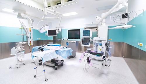 Obrázek k článku 8 operačních sálů pro nemocnici v Michalovcích