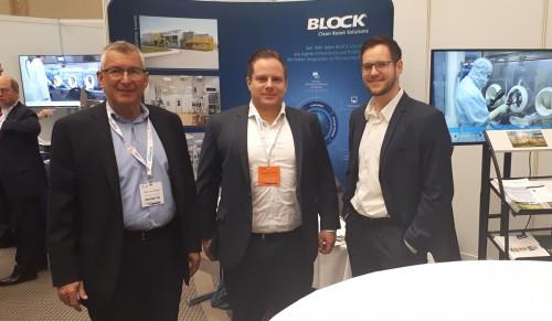 Obrázek k aktualitě BLOCK na  Pharma Congresu v německém Düsseldorfu