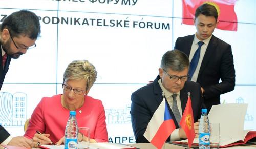 Obrázek k článku 8.4.2019 - 12.4.2019 se uskutečnila Podnikatelská mise do Uzbekistánu a Kyrgyzstánu