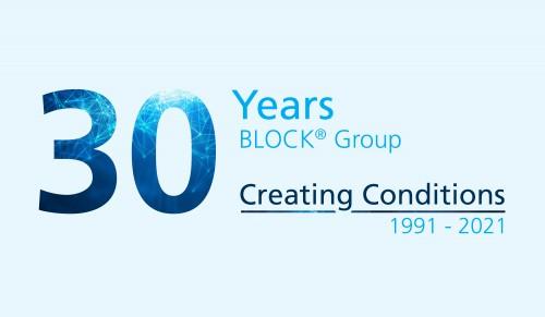 Obrázek k aktualitě Třicáté výročí skupiny BLOCK®