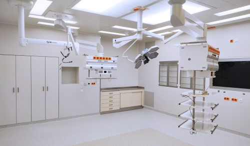 Obrázek k aktualitě Otevření operačních sálů Kliniky transplantační chirurgie IKEM