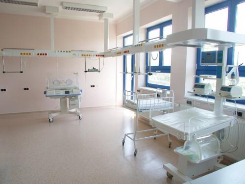 Obrázek k referenci Nemocnice Valašské Meziříčí; Valašské Meziříčí, Česká republika