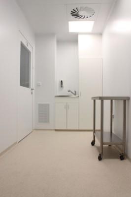 Obrázek k referenci Polyfunkční laboratoř BIOSTER a.s.; Veverská Bitýška, Česká republika