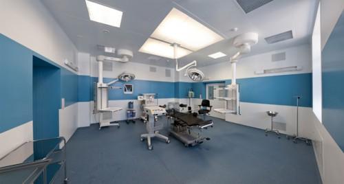Obrázek k referenci Porodnicko-gynekologické oddělení o 120 lůžkách GUZ RKB G.G. Kuvatova; Ufa, Republika Baškortostán