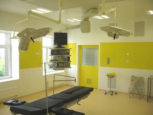 Obrázek k referenci Všeobecná nemocnice na ulici Bolšakova - Čajkovského; Jekatěrinburg, Rusko