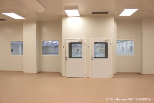 Obrázek k referenci CTPark Hranice - SMITHS MEDICAL, Hranice na Moravě, Česká republika