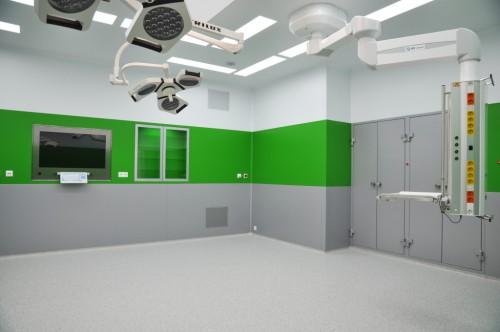 Obrázek k referenci Uherskohradišťská nemocnice a.s.; Uherské Hradiště, Česká republika