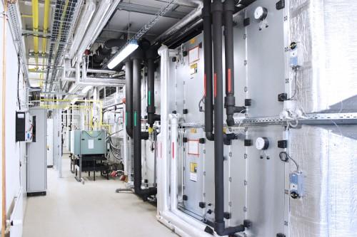 Obrázek k referenci Kayaku Safety Systems Europe a.s., Czech Republic, Výrobní objekt 163