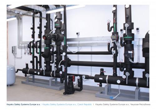 Obrázek k aktualitě Kayaku Safety Systems Europe a.s., Czech Republic, Výrobní objekt 105